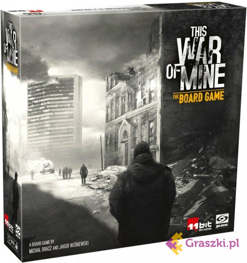 This War of Mine: Gra planszowa (PL) | Galakta